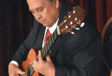 Bleichner fue una figura destacada de la guitarra nacional