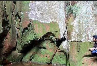 El arte rupestre de Roboré es patrimonio de ese municipio