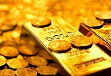 El precio internacional del oro genera expectativas (Foto: Internet)