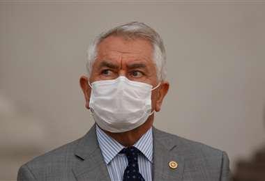 El ministro de Salud de Chile. Foto Internet