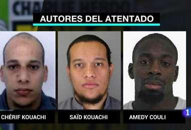 Acusados del ataque criminal. Foto Internet