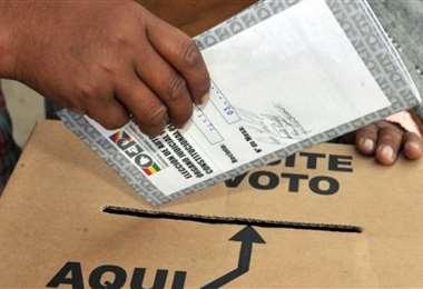 Depuración del padrón electoral