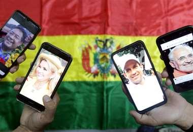 La encuesta telefónica seguirá siendo utilizada por la pandemia. Foto: Ricardo Montero