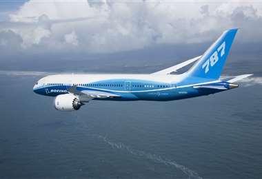 El Dreamliner 787. Foto Internet