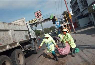 Buenas noticias para Cochabamba /Foto: ABI