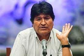 Morales salió del país en noviembre del año pasado luego de renunciar a la presidencia (fo
