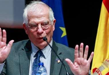 Josep Borrell, jefe de la diplomacia de la Unión Europea