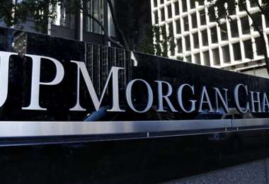 JP Morgan Chase. Foto Internet