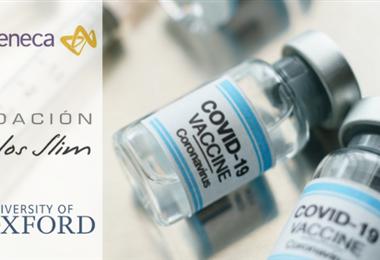 Pausa en las pruebas de la nueva vacuna. Foto Internet
