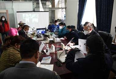 El ministro brindó un informe oral a la Comisión de Planifican Económica de Diputados