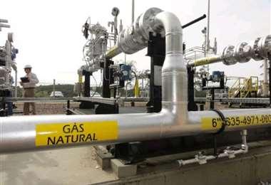 La compra del hidrocarburo se haría en frontera (Foto: Internet)