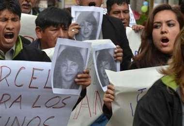 La periodista fue asesinada en 2013 I archivo.