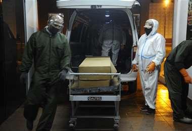 Los casos de Covid-19 siguen en aumento en el país. Foto: APGNoticias