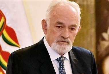 El presidente del BCB tuvo que ser internado en La Paz /ABI