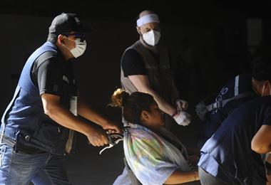 El coronavirus sigue golpeando a Santa Cruz. Foto: EL DEBER