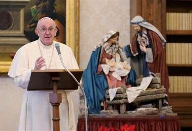 Papa Francisco I AFP.