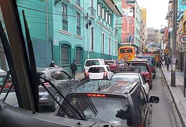 Foto: La Paz Bus