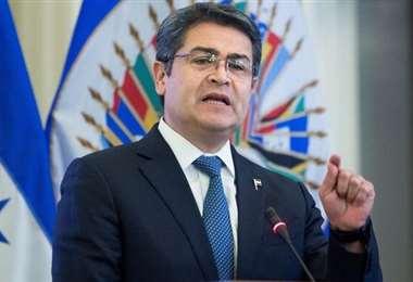 Honduras rechaza acusaciones de EEUU
