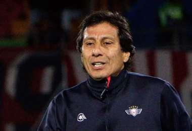Peña dirigirá a Nacional Potosí. Foto: Archivo / APG