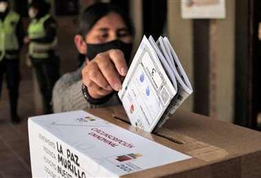 Todos los bolivianos saldrán a votar el próximo 7 de marzo