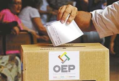 En marzo en Bolivia se eligen a alcaldes y gobernadores/Foto: EL DEBER
