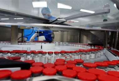 Argentina es uno delos países que ya cuenta con la vacuna. Foto referencial: AFP