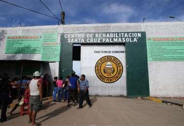 Palmasola, en Santa Cruz, es uno de los penales que será encapsulados