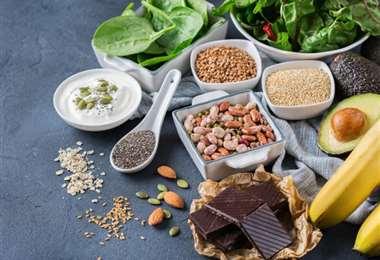 Una dieta saludable ayuda a prevenir enfermedades