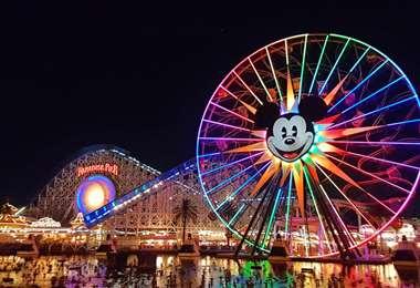 Disney, en el condado de Orange, California