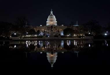 Se reúnen cuando los demócratas han exhortado a Pence a invocar la 25ª Enmienda/ AFP