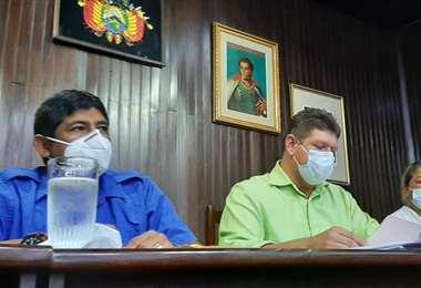 La Brigada parlamentaria busca articular los tres niveles de gobierno