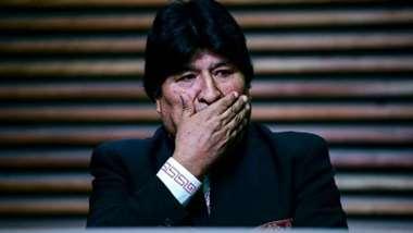Hace dos días, Morales participó en un ampliado del MAS. Foto referencial