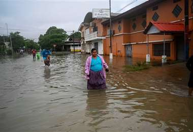 Guatemala afectada por el huracán Eta/Foto: TVE