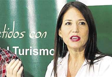 Paola Parada, de Demócratas
