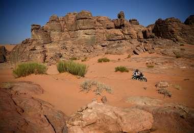Dakar 2021. Foto AFP