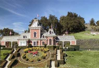 La propiedad de Michael Jackson tiene 1.100 hectáreas y 22 construcciones dentro