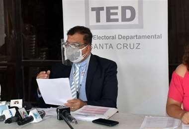 Tribunal electoral departamental acumula bajas por Covid