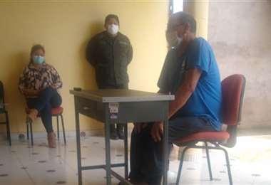 Adolfo Viveros Gonzales, involucrado en un caso de tentativa de feminicidio