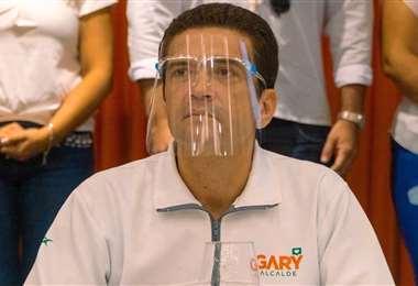 Gary Áñez estará en ¡Qué semana!