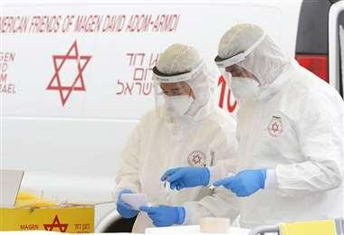 Israel cuenta con un sistema de salud centralizado y funcional