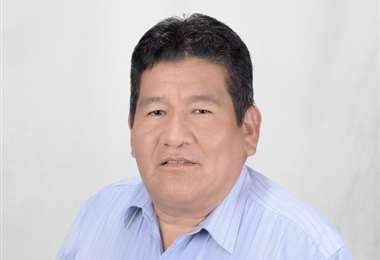 El candidato de CC en La Paz I Facebook.