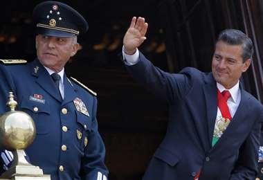 Salvador Cienfuegos, el exministro mexicano investigado en el vecino país