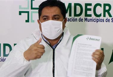 Gobernación y Amdecruz se reunen para direccionar recursos para salud