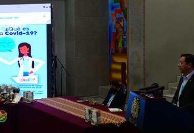La presentación de las herramientas I APG Noticias.