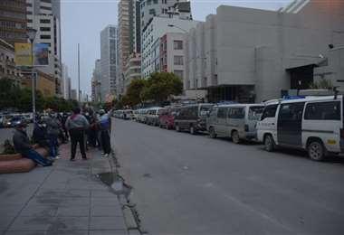 Los bloqueos en La Paz I APG Noticias.