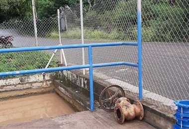 Planta de tratamiento de agua de Bermejo