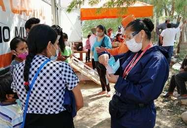 Alerta por aumento de casos de coronavirus en Tarija