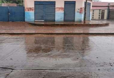 Se prevén lluvias intensas en San Matías