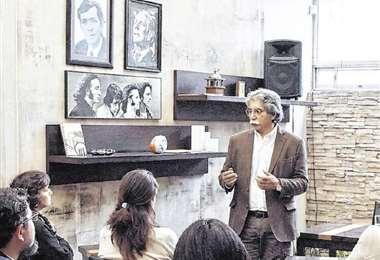 Carvalho Oliva, en 37 años de trayectoria, obtuvo premios nacionales e internacionales