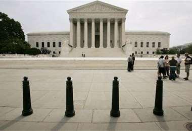 La Corte recibió una amenaza de bomba